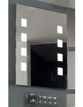 Зеркало для ванной с подсветкой.