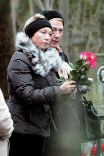 олег газманов первая жена фото